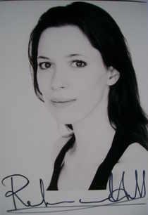 Rebecca Hall autograph