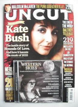 Uncut magazine - Kate Bush cover (June 2010)