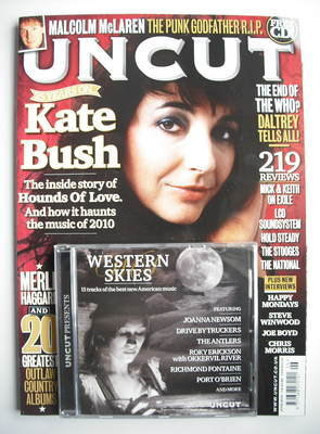<!--2010-06-->Uncut magazine - Kate Bush cover (June 2010)