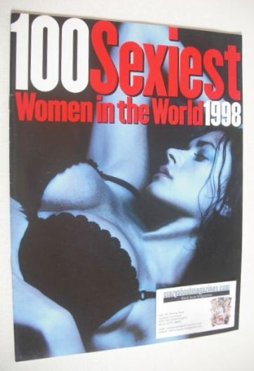 FHM supplement - 100 Sexiest Women In The World 1998