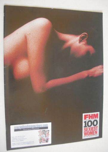 FHM supplement - 100 Sexiest Women In The World 2000