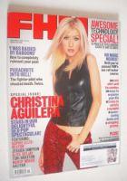 <!--2000-11-->FHM magazine - Christina Aguilera cover (November 2000)