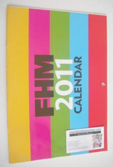 FHM calendar 2011