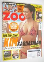 <!--2011-07-15-->Zoo magazine - Kim Kardashian cover (15-21 July 2011)