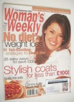 <!--2004-09-21-->Woman's Weekly magazine (21 September 2004)