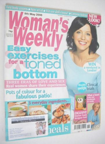 <!--2006-05-09-->Woman's Weekly magazine (9 May 2006 - British Edition)