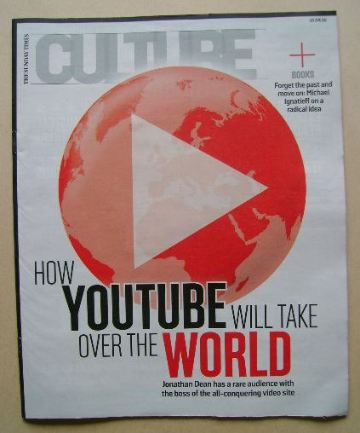 <!--2016-04-10-->Culture magazine - How YouTube Will Take Over the World co