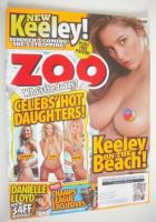 <!--2007-04-27-->Zoo magazine - Keeley Hazell cover (27 April - 3 May 2007)