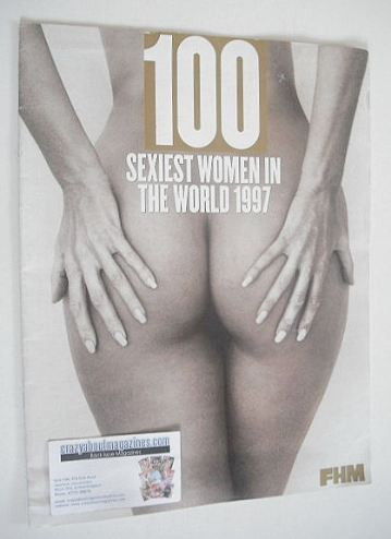 FHM supplement - 100 Sexiest Women In The World 1997