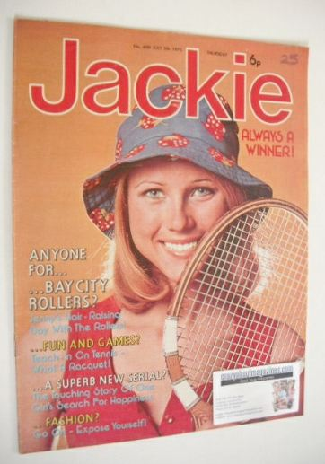 <!--1975-07-05-->Jackie magazine - 5 July 1975 (Issue 600)