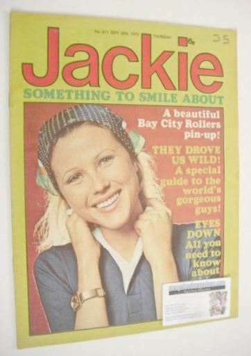 <!--1975-09-20-->Jackie magazine - 20 September 1975 (Issue 611)
