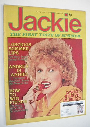<!--1978-06-03-->Jackie magazine - 3 June 1978 (Issue 752)