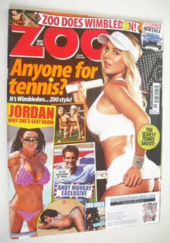 Zoo magazine - Madison Welch cover (26 June - 2 July 2009)
