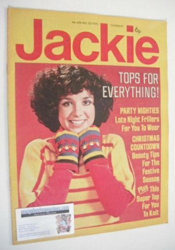 <!--1975-12-20-->Jackie magazine - 20 December 1975 (Issue 624)