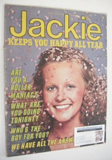 <!--1976-01-03-->Jackie magazine - 3 January 1976 (Issue 626)