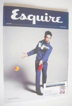 Esquire magazine - Derek Zoolander cover (March 2016 - Subscriber's Issue)