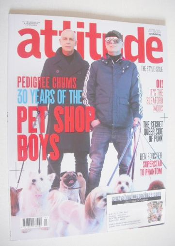 <!--2016-04-->Attitude magazine - Pet Shop Boys cover (April 2016)
