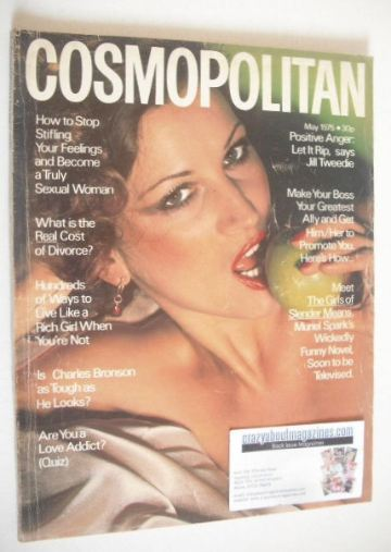 <!--1975-05-->Cosmopolitan magazine (May 1975 - Renata cover)