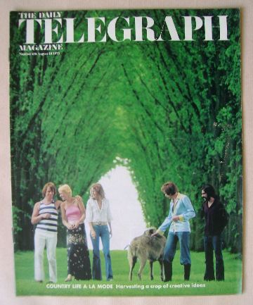 <!--1973-08-10-->The Daily Telegraph magazine - 10 August 1973