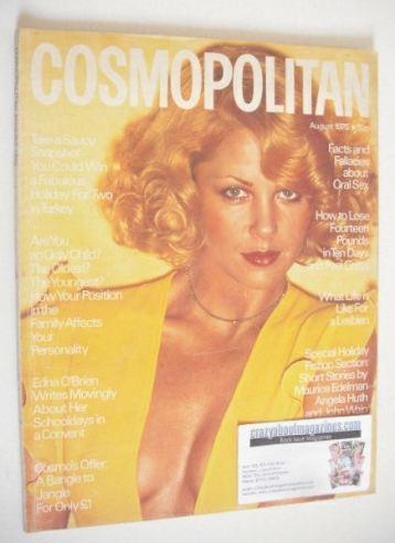 <!--1975-08-->Cosmopolitan magazine (August 1975 - Micki Gardener cover)