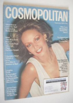Cosmopolitan magazine (September 1975 - Rose Marie cover)