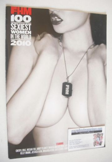 FHM supplement - 100 Sexiest Women In The World 2010