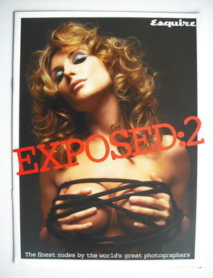 Esquire supplement - Exposed:2 - Nikki Bokal cover