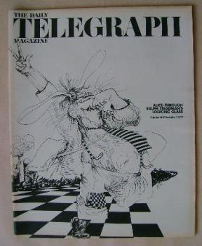 The Daily Telegraph magazine - 3 November 1972