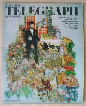 The Daily Telegraph magazine - 14 December 1973