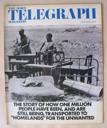 <!--1971-05-14-->The Daily Telegraph magazine - 14 May 1971