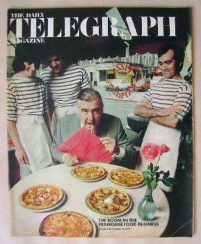The Daily Telegraph magazine - 16 March 1973