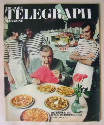 <!--1973-03-16-->The Daily Telegraph magazine - 16 March 1973