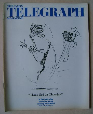 <!--1972-08-04-->The Daily Telegraph magazine - 4 August 1972