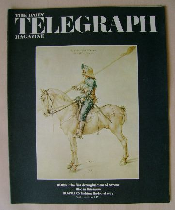 <!--1971-05-21-->The Daily Telegraph magazine - 21 May 1971