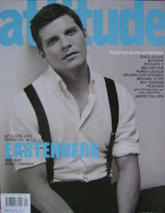 <!--2003-09-->Attitude magazine - Nigel Harman cover (September 2003)
