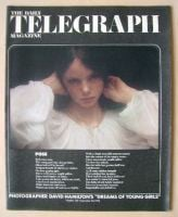 <!--1971-09-24-->The Daily Telegraph magazine - 24 September 1971