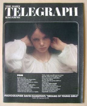 The Daily Telegraph magazine - 24 September 1971