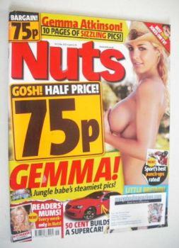 Nuts magazine - Gemma Atkinson cover (16-22 November 2007)