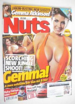 Nuts magazine - Gemma Atkinson cover (30 November - 6 December 2007)