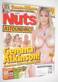 Nuts magazine - Gemma Atkinson cover (12-18 October 2007)
