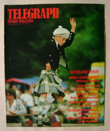 <!--1984-09-16-->The Sunday Telegraph magazine - 16 September 1984