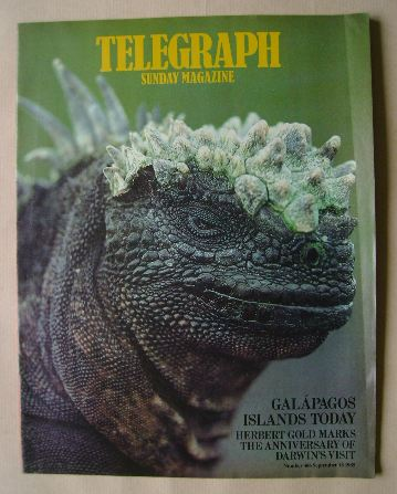 <!--1985-09-15-->The Sunday Telegraph magazine - 15 September 1985