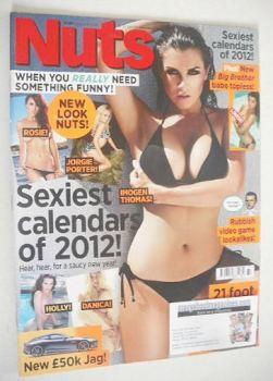 Nuts magazine - Imogen Thomas cover (16-22 September 2011)