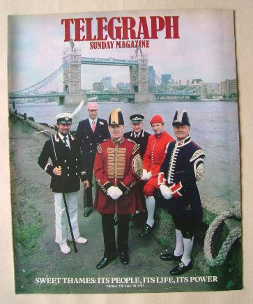 <!--1983-06-26-->The Sunday Telegraph magazine - 26 June 1983