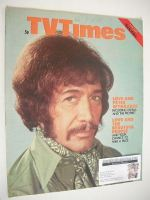 <!--1971-05-22-->TV Times magazine - Peter Wyngarde cover (22-28 May 1971)