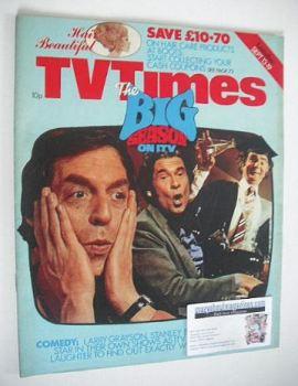 TV Times magazine - Big Season on ITV cover (13-19 September 1975)