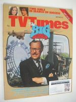 <!--1975-09-20-->TV Times magazine - Alan Whicker cover (20-26 September 1975)
