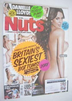 Nuts magazine - Danielle Lloyd cover (22-28 January 2010)