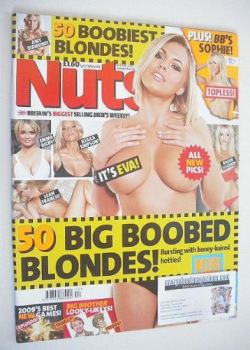 Nuts magazine - Eva Wyrwal cover (12-18 June 2009)