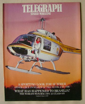 <!--1985-06-16-->The Sunday Telegraph magazine - 16 June 1985